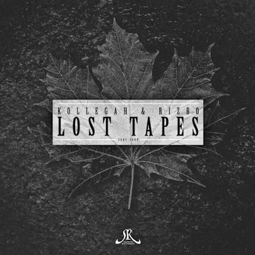 Kollegah & Rizbo – Lost Tapes Bonus EP Cover