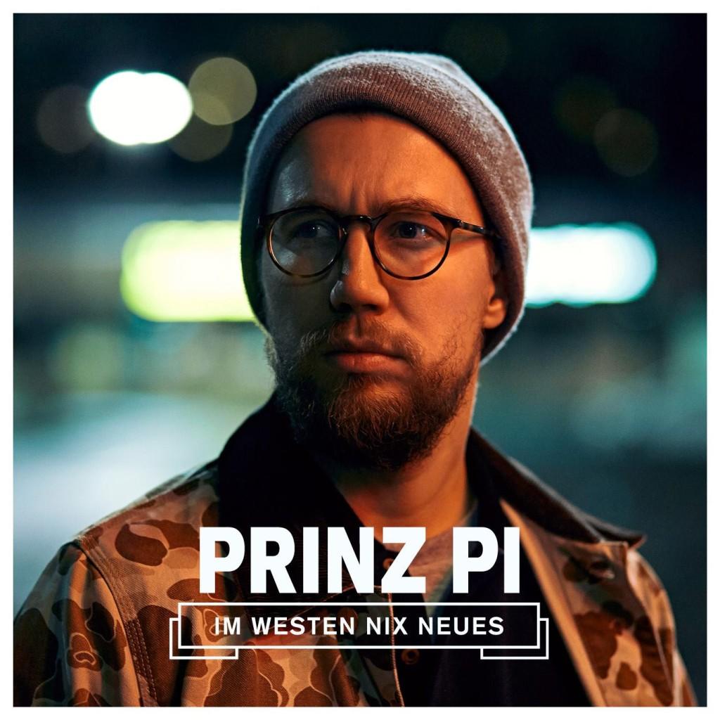 Prinz Pi – Im Westen nix Neues Album-Cover