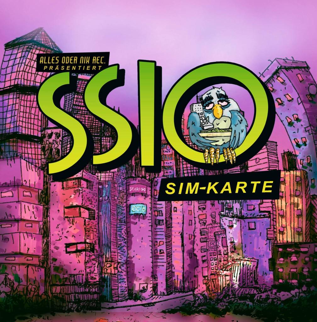 SSIO SIM-Karte