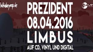 Prezident Hand fest aufs Lenkrad / Party in Garagen
