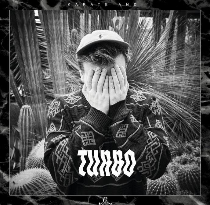 Karate Andi Turbo Album-Cover