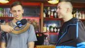 MAULI & MARVIN GAME Interview- EWIG Tour, RAF Camora, Fler Trap, Cro, Beef, Sido, Ali As, Money Boy