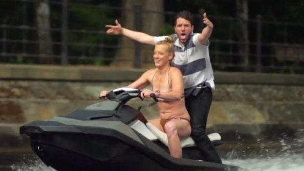 MC Bomber Feiern und Ficken Predigt Video