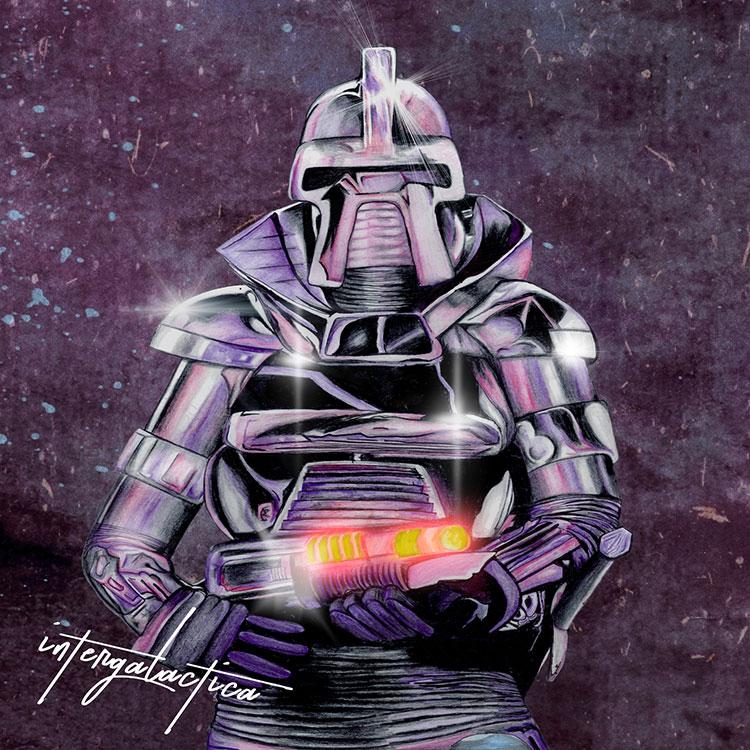 Lgoony - Intergalactica